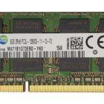 Модуль пам'яті SODIMM DDR3 8GB 1600 MHz Samsung, M471B1G73EB0-YK0