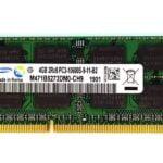 SODIMM DDR3 4Gb 1333 MHz Samsung M471B5273DM0-CH9