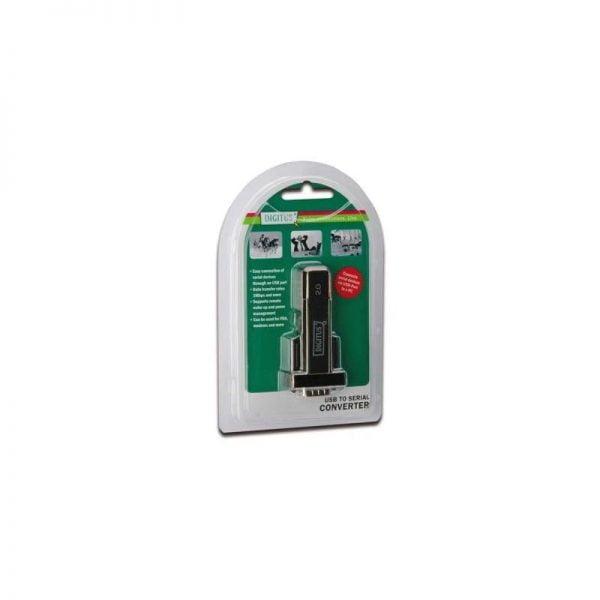 Кабель для передачи данных USB to RS232 DIGITUS (DA-70156)