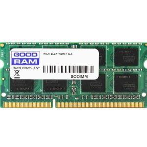 Оперативная память для ноутбука SODIMM DDR3 4Gb 1333 MHz GOODRAM (GR1333S364L9S/4G)
