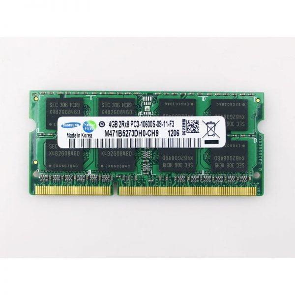 Оперативная память для ноутбука Samsung 4 GB SO-DIMM DDR3 1600 MHz (M471B5173EB0-YK0) 1