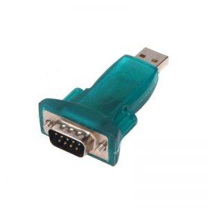 Переходник USB - Com (RS232), 9pin, ZC332200