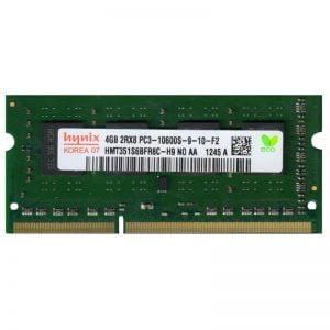 Оперативная память для ноутбука SODIMM DDR3 4Gb Hynix 1333 MHz (HMT351S6BFR8C-H9)