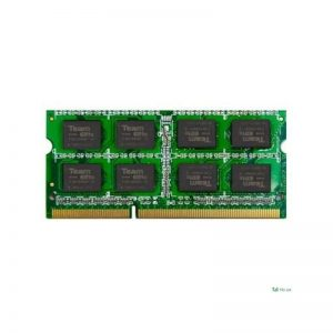 Оперативная память для ноутбука SODIMM DDR3 8Gb 1600 MHz Team (TED38G1600C11-S01)