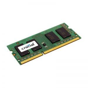 Модуль памяти для ноутбука SoDIMM DDR3 8GB 1600 MHz MICRON (CT102464BF160B)