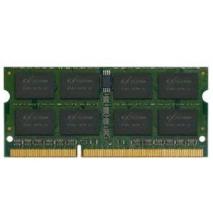 Оперативная память для ноутбука SODIMM DDR3 4Gb 1600 MHz eXceleram (E30211S)