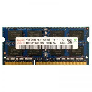 Оперативная память SK hynix 4 GB SO-DIMM DDR3 1600 MHz 1.5V (HMT351S6CFR8C-PB)