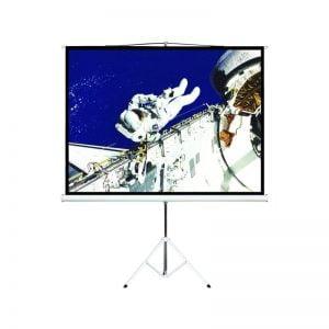 Проекционный экран на треноге 240*240 Lumi ESDB135