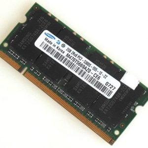 DDR2-SODIMM 2Gb (667MHz) pc-5300 Samsung