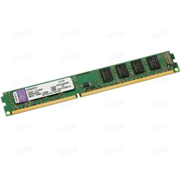 Kingston DDR3 4GB 1333Mhz 16chips universal KVR1333D3N9/4G