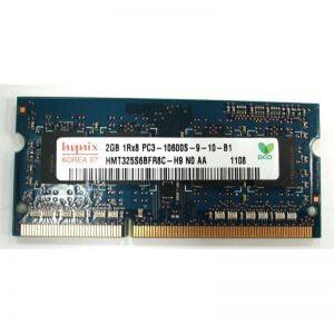 Оперативная память SK hynix 2 GB SO-DIMM DDR3 1333 MHz (HMT325S6BFR8C-H9)