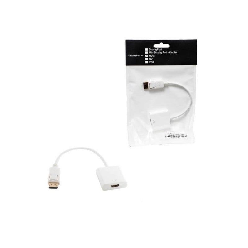 Переходник DisplayPort to HDMI PowerPlant (KD00AS1236)