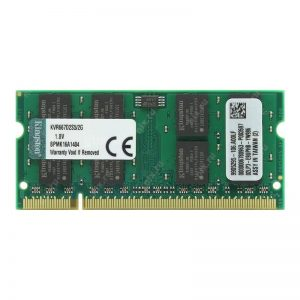 Kingston SODIMM DDR2-667 2048MB PC2-5300 (KVR667D2S5/2G)