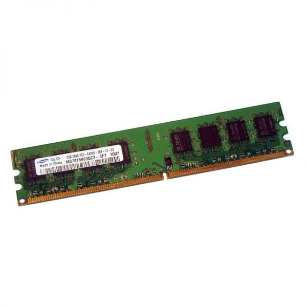 DIMM 2GB DDR2 800 MHz Samsung M378T5663QZ3-CF7 1