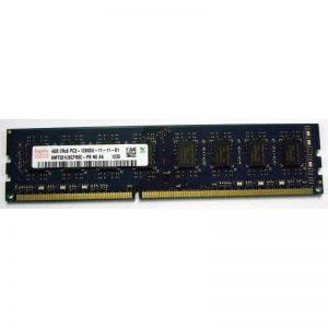 Оперативная память для ПК SK hynix 4 GB DDR3 1600 MHz (HMT351U6CFR8C-PB)