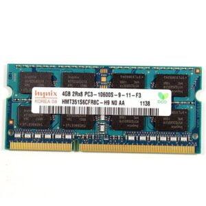 Оперативная память для ноутбука SODIMM DDR3 4Gb 1333 MHz SK hynix HMT351S6CFR8C-H9