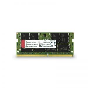 Модуль памяти для ноутбука SoDIMM DDR4 16GB (2x8GB) 2400 MHz Kingston (KVR24S17D8/16)