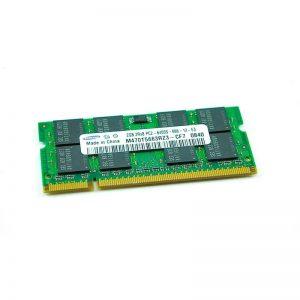 Оперативная память для ноутбука SODIMM DDR2 2GB 800MHz pc-6400 Samsung M470T5663RZ3-CF7