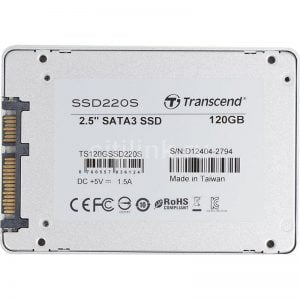 SSD накопитель Transcend SSD220S Premium TS120GSSD220S