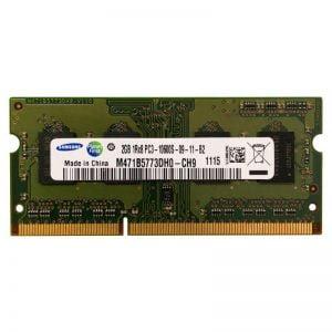 Оперативная память для ноутбука 2GB SO-DIMM DDR3 1333MHz Samsung M471B5773DH0-CH9