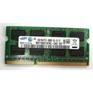 Оперативная память для ноутбука SODIMM DDR3 2Gb DDR3 1333MHz Samsung M471B5673FH0-CH9