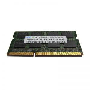 Оперативная память для ноутбука SODIMM DDR3 2GB (1066Mhz) pc-8500 Samsung M471b5673eh1-cf8
