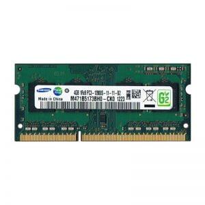 Оперативная память для ноутбука SODIMM DDR3L 4Gb PC3-12800 1600MHz 1.5/1.35V Samsung M471B5173BH0-CK0