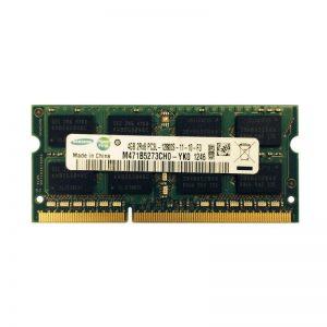Оперативная память для ноутбука SODIMM DDR3 4GB 1600MHz PC-12800 1.35V Samsung M471B5273CH0-YK0