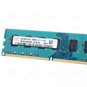 Оперативная память для ПК DIMM DDR3 4GB (1333MHz) pc-10600 Hynix (HMT351U6CFR8C-H9)