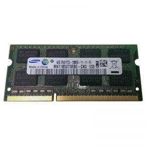 Оперативная память для ноутбука SODIMM DDR3L 4Gb PC-12800 1.5/1.35V Samsung M471B5273EB0-CK0