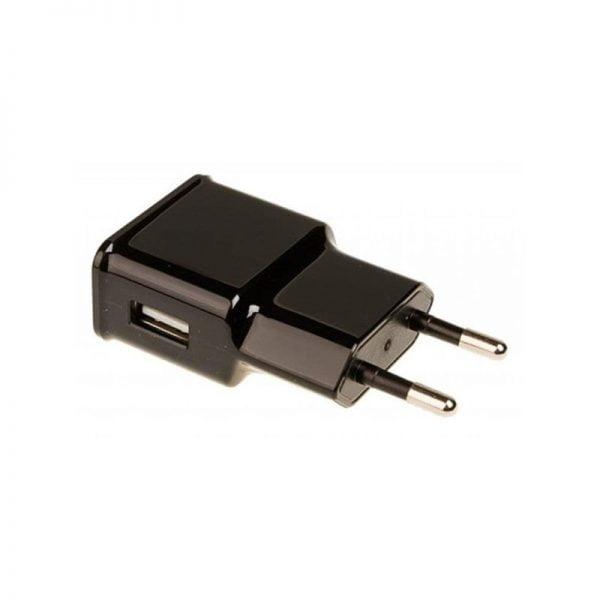 Зарядное устройство 220В Grand-X CH-765B (5V/1A) Black