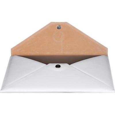 Чехол для ноутбука Dublon Leatherworks Genesis MacBook Air 13″ White Pearl 2