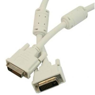 Кабель мультимедийный DVI to DVI 18pin, 4