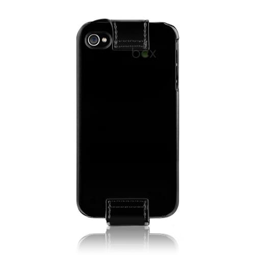 Чехол для iPhone 4/4S More Shocking Collection Black (AP17-001BLK) 1