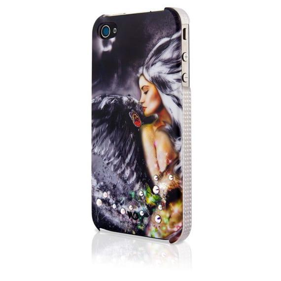 Чехол для смартфона White Diamonds Angel Color for iPhone 4/4S (1110ANG1)