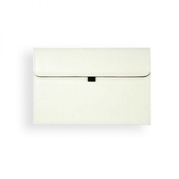 Чехол для MacBook Air 13 Dublon Leatherworks Transformer Case White (TR-AIR-13-WH) 1