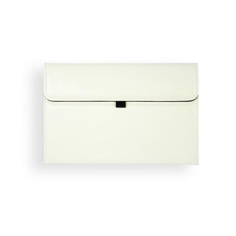 Чехол для MacBook Air 13 Dublon Leatherworks Transformer Case White (TR-AIR-13-WH)