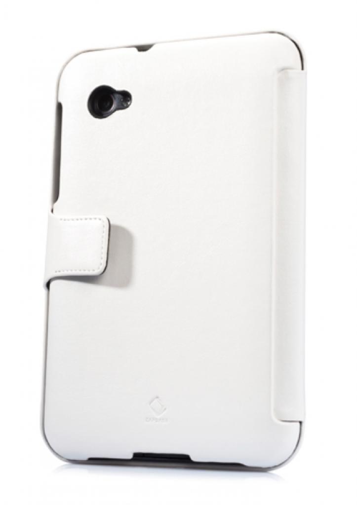 Чехол для планшета 7 Samsung Galaxy Tab 2 Capdase Capparel Protective Case Forme White/Black (CPSGP3100-1021)