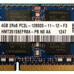 SK hynix 4 GB SODIMM DDR3L 1600 MHz (HMT351S6EFR8A-PB)