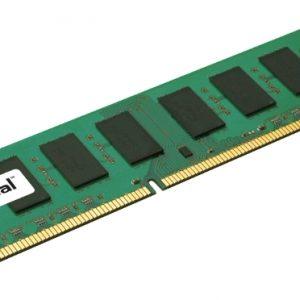Оперативная память Crucial 8 GB DDR3 1600 MHz (CT102464BA160B)