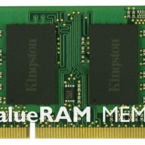 Оперативная память Kingston 4 GB SO-DIMM DDR3 1600 MHz (KVR16S11S8/4)