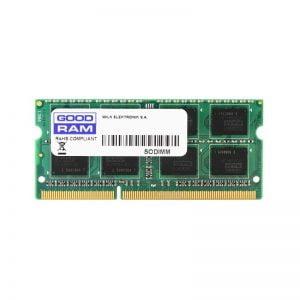 Оперативная память для ноутбука SODIMM DDR3 4Gb 1600 MHz GOODRAM (GR1600S3V64L11/4G)