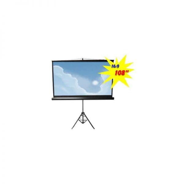 Проекционный экран LOGAN PRTC4