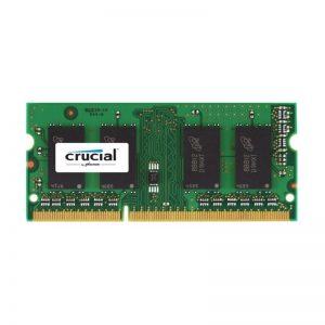 Модуль памяти для ноутбука SoDIMM DDR3 4GB 1066 MHz MICRON (CT4G3S1067M)