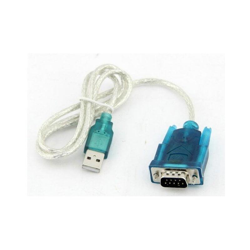 Кабель USB-COM(RS232) 9 pin, HL340