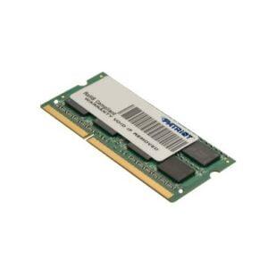 SoDIMM DDR3L 4GB 1600 MHz Patriot (PSD34G1600L81S)