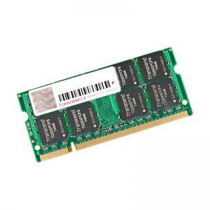 Оперативная память для ноутбука SODIMM DDR2 2Gb 800 MHz Transcend (JM800QSU-2G)