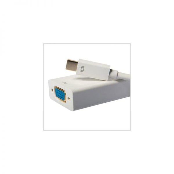 Кабель мультимедийный miniDisplayPort to VGA 0.15m Prolink (MP351)