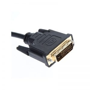 Переходник DVI-D (24+1) to VGA активный