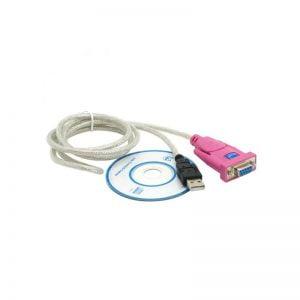 Кабель RS232 DB9F to USB 2.0, PL-2303